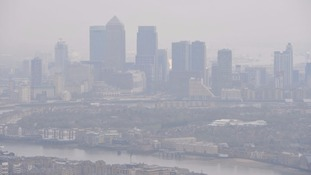 London is one of 16 UK areas included in the warning