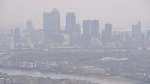 EU in 'final warning' to UK over air pollution breaches