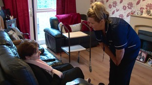 Carer Joanne calls on Bev