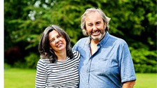 Ian Stewart, is accused of smothering Helen Bailey, before disposing of her remains.