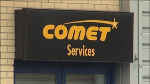 Over forty jobs are set to go in Gateshead from Comet's home delivery network