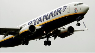 Ryanair announces new routes from Leeds Bradford