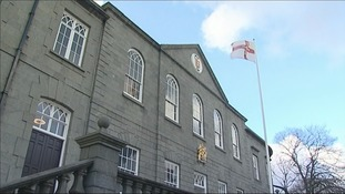 Guernsey's States building