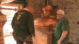 Whisky being distilled in Devon for the first time ever