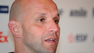 Director of rugby Jim Mallinder