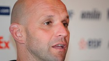 Director of rugby Jim Mallinder