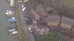 Oxford blast: One person remains unaccounted for after explosion