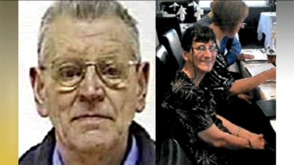 The bodies of Colin Dunford and Julie Davison were both found in their own homes