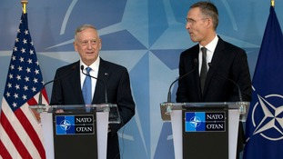 US threatens to 'moderate commitment' to NATO
