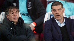 West Ham manager Slaven Bilic and assistant Nikola Jurcevic hit with £8,000 FA fines