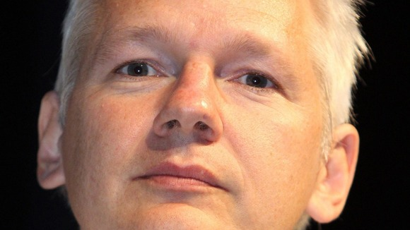 Assange had been due to speak at Cambridge event