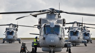 There will be no Culdrose Air Day in 2017