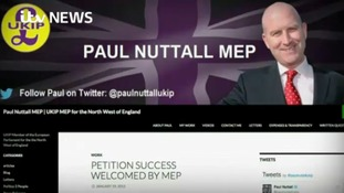 Ukip leader Paul Nuttall's website taken offline after Hillsborough claim controversy