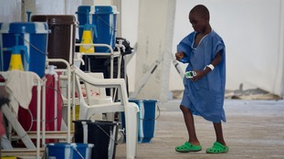 214 million people were infected with malaria in 2015