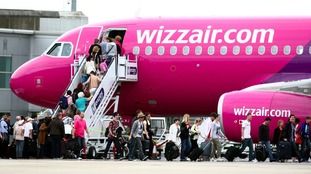 Wizz Air has been flying from Luton since 2004.
