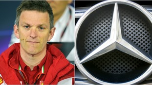 James Allison is joining Mercedes.