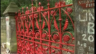 The iconic gates could soon open to the public for the first time
