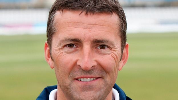 Essex Head Coach Paul Grayson