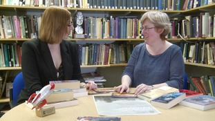Una McCormack (right) is a leading science fiction writer.