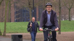 WILL NORMAN, WALKING & CYCLING COMMISSIONER