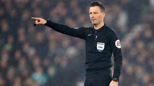 Mark Clattenburg has left the Premier League