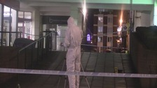 Homeless woman injured in razor attack - 4 arrests