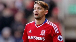 Middlesbrough star to come in from the cold
