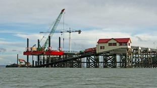 Mumbles lifeboat station
