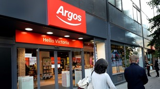 Argos set to refund a total of £2.4m to staff to fix 'incorrect' payments issue