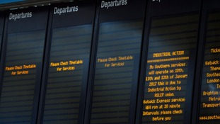 Passengers have been hit by delays and cancellations