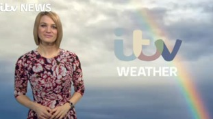Latest weather with Kerrie