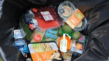Could you give up wasting food for 40 days?