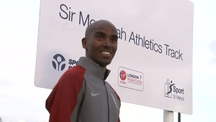 Exclusive: Sir Mo Farah on Trump's travel ban, being a child refugee and his knighthood