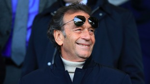 Cellino's FA ban suspended pending appeal