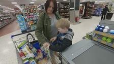 Jane Renouf & her son Jayden