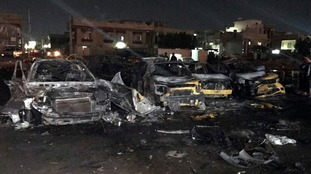 At least 50 dead after car bomb explodes in Baghdad
