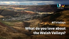 What do you love about the Valleys? Get in touch!