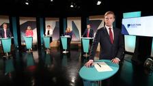 WATCH: NI party leaders clash in UTV election debate