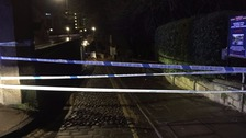 Lendal Bridge closed after man, 25, found seriously injured