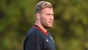 Ross Moriarty tipped for 'bigger and bigger things' by coach Robin McBryde
