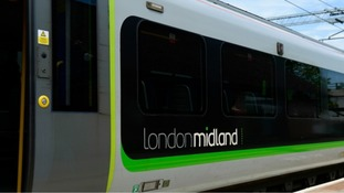 TRAINS: HOUR DELAY ON LONDON MIDLAND