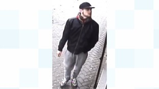 CCTV image released of man wanted in connection with shop robbery