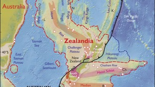 Zealandia: Scientists argue hidden landmass should be recognised as a continent