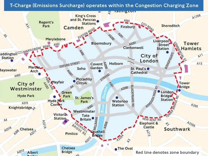 Image result for t charge london