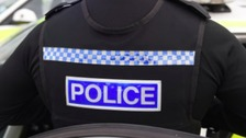 Police are investigating an armed robbery in Newcastle