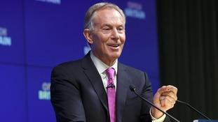 Blair: Pro-EU Britons should 'rise up' against Brexit