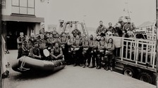 Welsh RNLI pictures preserved in national collection