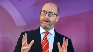 Paul Nuttall apologises for false Hillsborough claim