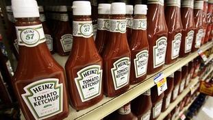 Kraft Heinz make Heinz Tomato Ketchup