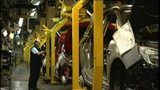 Concern over job losses for Welsh Vauxhall workers